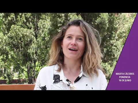 Marta Cáceres, ponencia del 16 de junio para la concejalía de Igualdad de Coslada