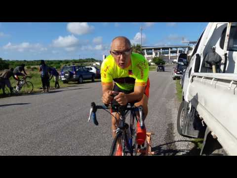 Alistair's 2017 Antigua National Time Trial