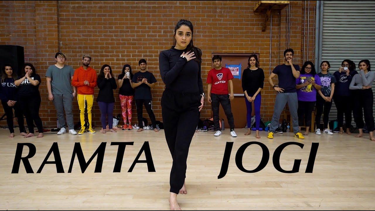 RAMTA JOGI   AR Rahman   Iman Esmail Choreography   Bollywood Dance