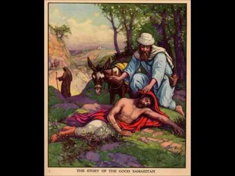 Jesus is the Good Samaritan