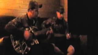 boys round here blake shelton acoustic cover by hollerboys