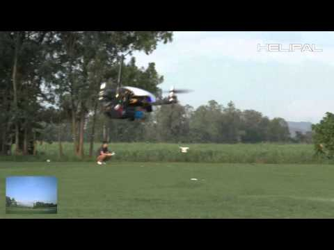 SRD-Y3 Tricopter (Storm Racing Drone) - HeliPal.com