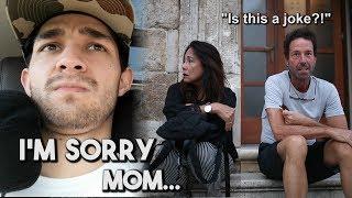 How I Ruined My Family Vacation