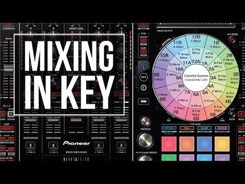 MIX IN KEY - HOW TO DO IT and what REALLY makes a GREAT DJ