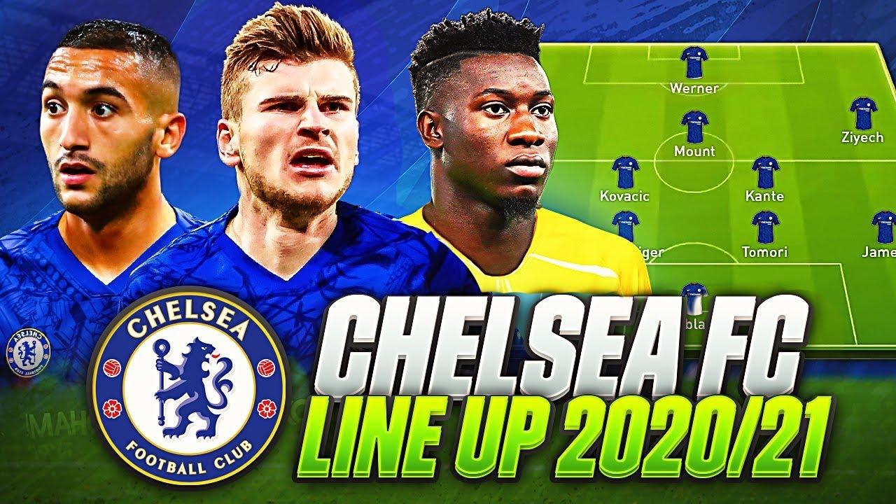 CHELSEA FC LINE UP 2020/2021✅⚡| CONFIRMED TRANSFERS TARGETS SUMMER 2020/21 😱🔥| OBLAK WERNER & HAVERT - YouTube
