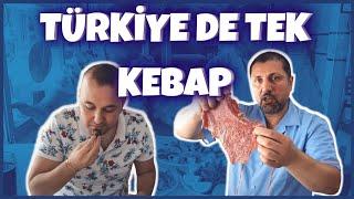 Bu Kebabı İlk Kez Göreceksiniz! Adana'nın Esnaf Kebapçısı