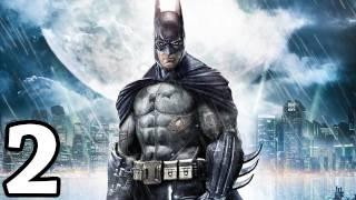 Let's Play Batman Arkham Asylum Part 2: Big and Bad