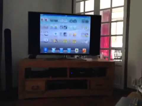 Comment Connecter Son Apple TV à Son IPad !
