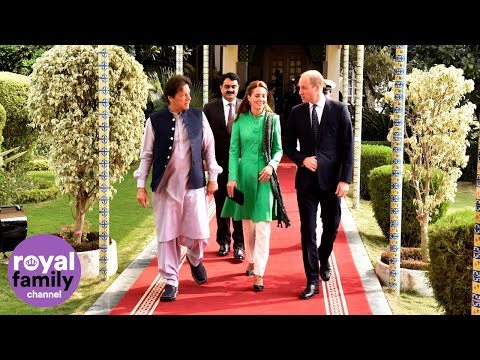 The Best Moments From The Royal Tour Of Pakistan 2019