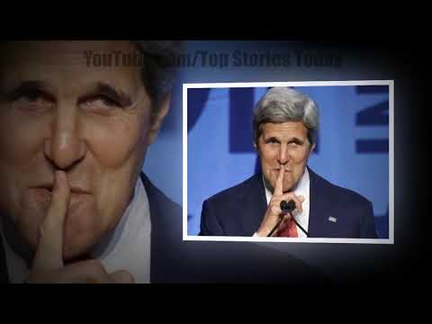 John Kerry Funneled MILLIONS from State Dept. to Daughter's Nonprofit, Now She's in BIG Tr