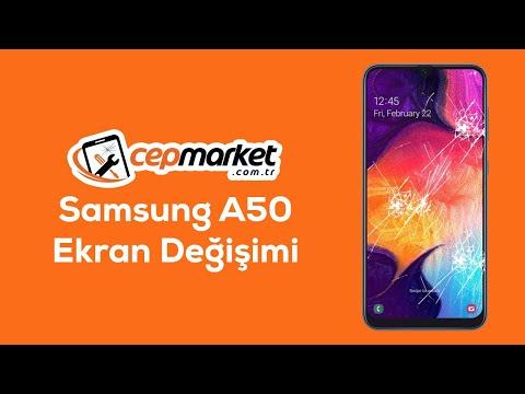 Samsung A50 Ekran Değişimi (A505 F)  #a50