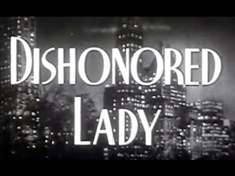 DISHONORED LADY aka SINS OF MADELEINE (1947) S.T.Fr. (optional)
