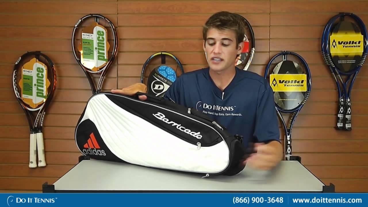 adidas barricade tour tennis racquet