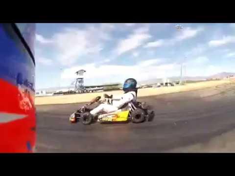 Tucson musselman honda karting rotax heat 1 3 19 17 youtube for Musselman honda tucson