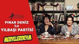 PINAR DENİZ İLE YILBAŞI PARTİSİ 🎄🎉🎅 DANSÖZ, BÜYÜK İTİRAF,  90'S, ŞARKILAR