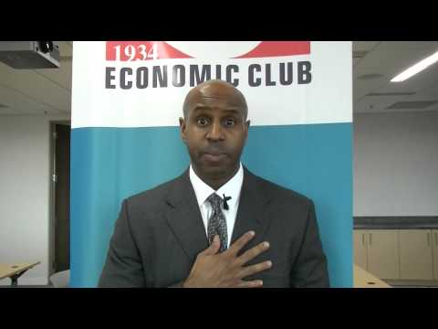 Detroit Economic Club Young Leader group offers countless benefits