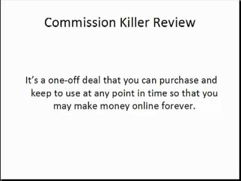 Commission Killer Review