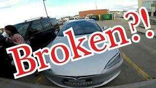 My Tesla is broken, no Service Centre, what next?!