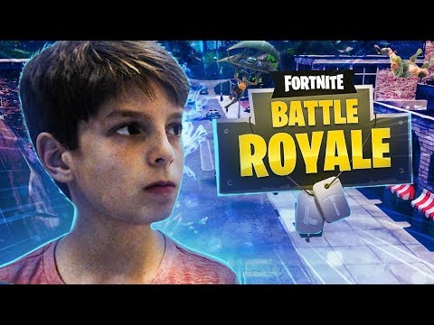 FORTNITE - PRIMEIRO VÍDEO DO CANAL