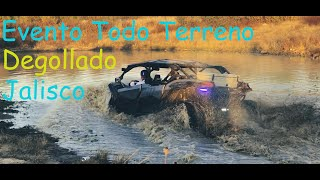 Ruta: Evento Todo Terreno Degollado Jalisco