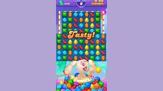 Candy Crush Friends Saga Level 106 ~ NO BOOSTERS