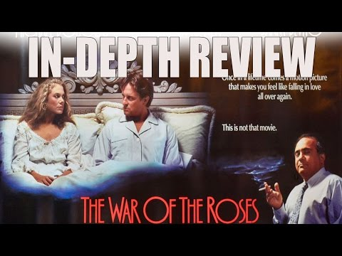 War Of The Roses (1989) In-Depth Movie Review