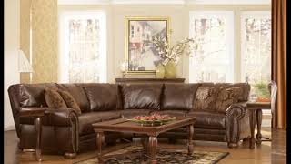 Ashley Furniture Small Sectional Leather Sofas Ideas