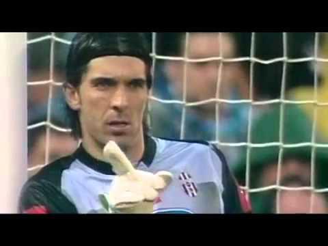 Gianluigi Buffon-Le 10 parate impossibile!