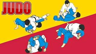 Болевые приёмы в Дзюдо. (1 часть)(Обучение технике дзюдо - Болевые приёмы. Смотрите обучающее видео, как правильно выполнять болевые приёмы..., 2017-01-24T04:39:07.000Z)