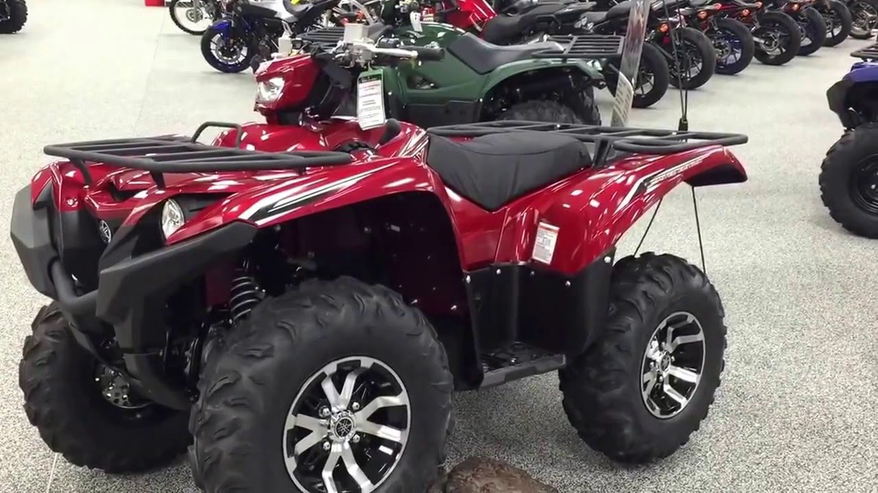 2016 yamaha grizzly 700 limited edition yamaha of
