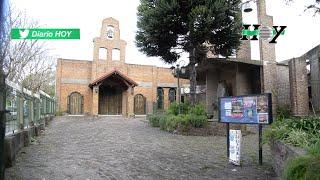 Gran celebración religiosa en la Parroquia Pompeya