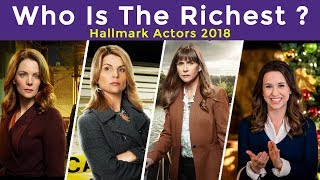Top 10 Hallmark Movies Actors Have The Biggest Asset | Who is The Richest | Must Watch!