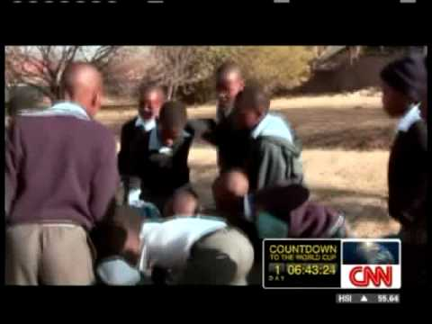 CNN Interview Alethea Gold - Children of Africa: South African Edition