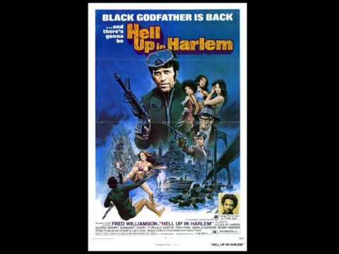 Hell Up In Harlem (1973) - Radio Spot