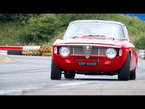 Chris Harris Drives The Alfaholics GTA-R 290 | Top Gear | BBC