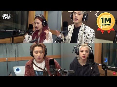 Super K-Pop KARD 카드&39;s Singin&39;  &39;Bomb Bomb 밤밤&39;