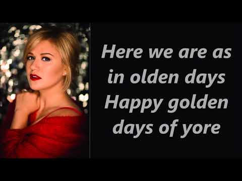 Have Yourself A Merry Little Christmas - Kelly Clarkson