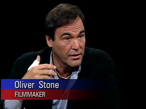"Oliver Stone interview on ""Natural Born Killers"" (1994)"