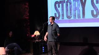 Lancaster Story Slam - Courage - John Teske - March 26, 2019