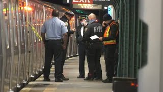Off-duty MTA worker slashed in face while riding subway
