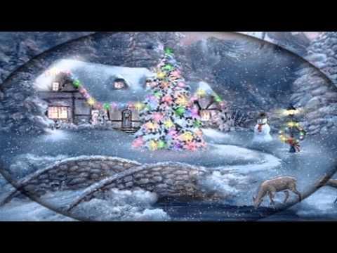White Christmas - Tammy Wynette.avi