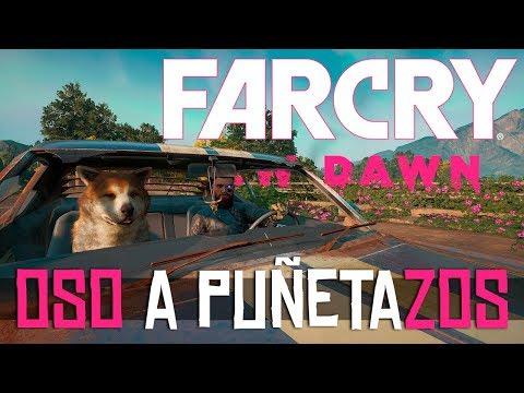 FAR CRY NEW DAWN | OSO A PUÑETAZOS thumbnail