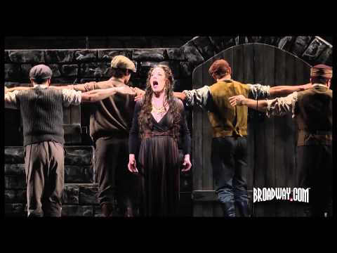 Marin Mazzie Sings 'Life Is' from ZORBA! at City Center Encores!