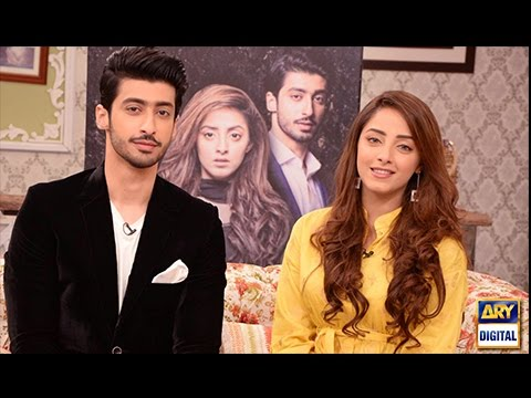 Watch as Sanam Chaudhry and Farhan express their relationship on & off  screen
