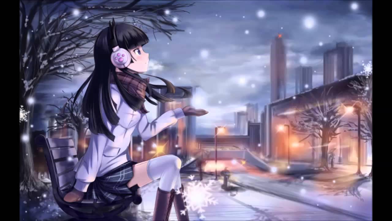 Alone Girl Wallpapers New Kuro Neko 黒猫 Hanatan Youtube