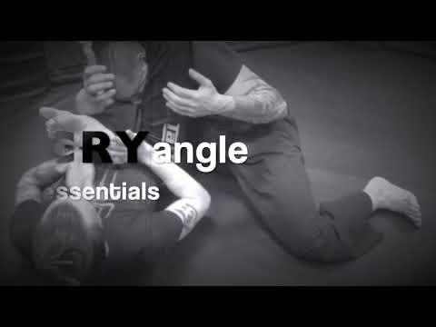 The CRYangle Choke Submission: BJJAfter40 Jiu-Jitsu Black Belt Mike 'Spider Ninja' Bidwell