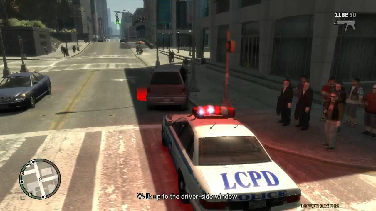 How To Start Playing Gta Iv Lcpd First Response Police