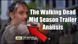 The Walking Dead Temporada 6 Capítulo 9 - Trailer (Análisis) | Segunda Mitad (No Way Out)