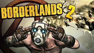 BorderLands Blind PlayThrough  # 1