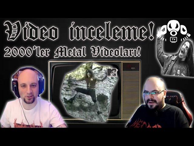 Metal Videolarını İnceliyoruz : 2000'ler Metal Videoları #2 | Extreminal TV